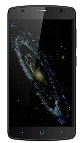 ZTE Blade L5 Smartphone (12,7 cm (5 Zoll) Display, 8 GB Speicher, Android 5.1) Grau