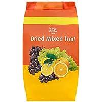 Comprador feliz secos 375 g de fruta mezclada (Pack de 6 x 375g)