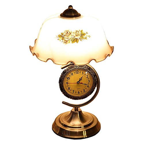 Dream Edge Lámparas Tiffany, British lámpara de Mesa Retro ...