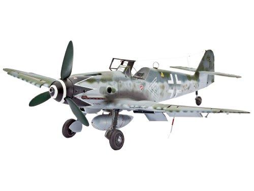 Revell Modellbausatz Flugzeug 1:32 - Messerschmitt Bf109 G-10 Erla