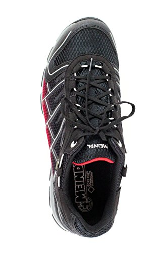 SALOMON X-SO 30 GTX Scarpa da Trekking Uomo nero/rosso