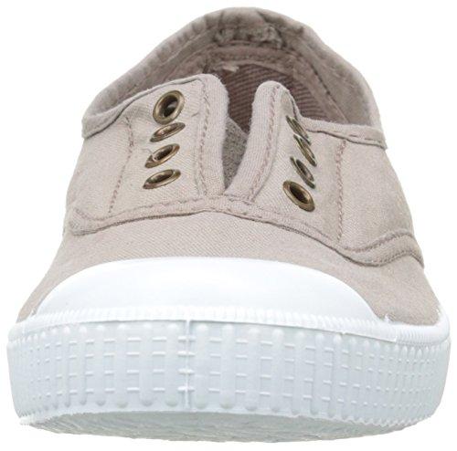 Victoria Inglesa Elastico Tintada Punt, Sneakers Basses mixte adulte Marron (88 Stone)