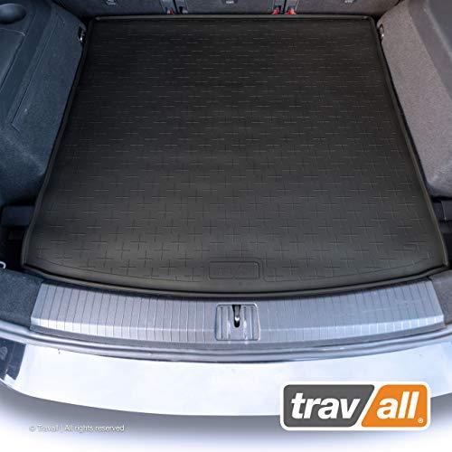 Travall® Liner Kofferraumwanne TBM1133 - Maßgeschneiderte Gepäckraumeinlage mit Anti-Rutsch-Beschichtung
