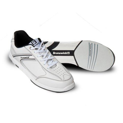 Brunswick Flyer Herren Bowling-Schuhe