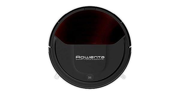 Mopa Aspirapolvere per robot Smart Force Essential Aqua Ricondizionato Certificato autonomia 150 min Rowenta RR6933 Nero 65 dB