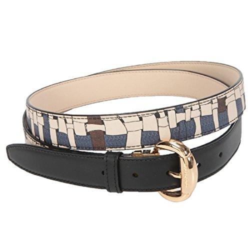 Cintura PIERO GUIDI Intreccio Art Donna - 340X51529 Nero