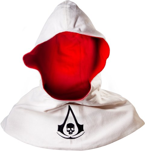 Assassins Creed 4 Beanie/Hood (Edward Kenway Kostüm)