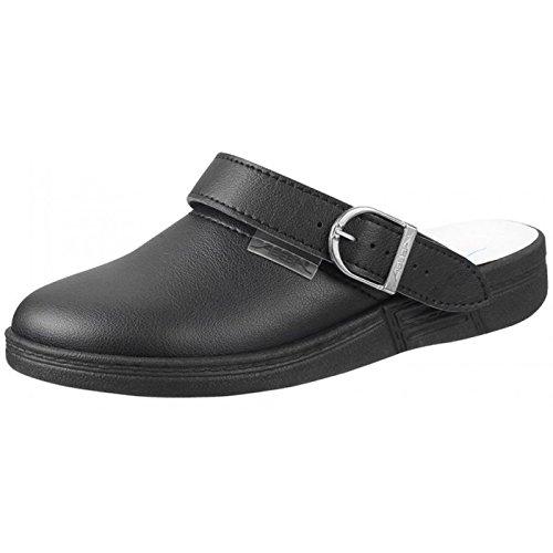 Abeba 77031-41 The Original Chaussure Sabot Taille 41 Noir