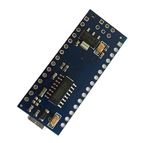 Mini Breadboard-friendly USB Nano V3.0 ATmega328 5V Micro-controller Board Voltage Regulator For Arduino-compatible