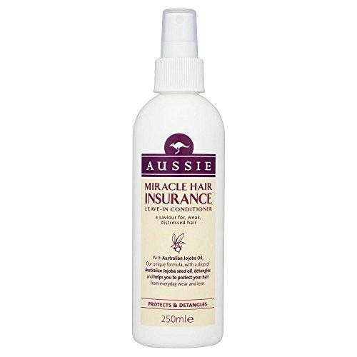 Aussie Miracle assurance Cheveux congé en conditionneur (250ml) - Paquet de 6