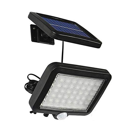 Voltaje: 6VMaterial del cuerpo: ABSFuente de luz: bombillas LEDEstilo: ModernoEs regulable: noNúmero de modelo: luz de pared solarCaracterísticas: energía solarUso: EmergenciaInterruptor: No hay interruptor (solo enchufe, y luego se encenderá)Panel d...