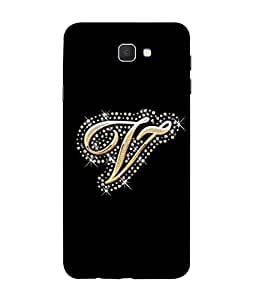 Fuson Designer Back Case Cover for Samsung On5 (2016) New Edition For 2017 :: Samsung Galaxy On 5 (2017) (Dancing Disco Dancer Alphabet Dazzling)