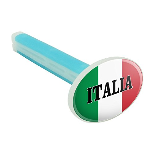 Preisvergleich Produktbild Italia Italien Italienische Flagge Auto-Lufterfrischer Vent Clip–Frische Bettwäsche Duft