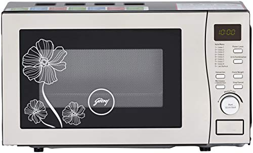 4. Godrej 20 L Convection Microwave Oven