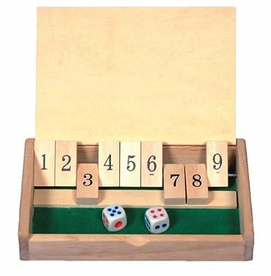 Minis Kreativ Le Petit tacticien | Ferme la boîte | 2 Personnes | Shut The Box