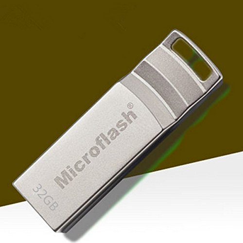 Portable 32GB Blast Metal Custodia Cover Case Flash Drive Memory