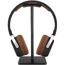 Soporte para auriculares, Aolvo Soporte de aluminio universal portátil Auricular que muestra el soporte para Xbox One PlayStation Auriculares estéreo inalámbricos y más