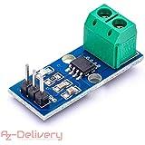 Electronics-Salon Panel Mount basierend auf ACS712 //-20amp AC//DC Current Sensor Module Board