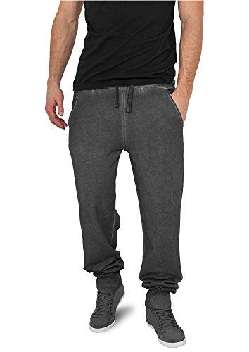 TB481 Spray Dye Sweatpants Herren Jogginghose Sporthose Pants Darkgrey
