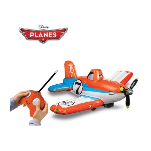 Disney Planes Dusty RC Radio Control Jumbo 2ft Long Inflatable Dusty