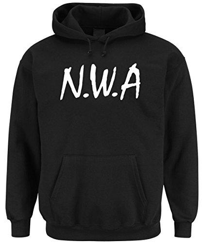 Certified Freak N.W.A. Hoodie Black-XXL - Xxl Wayne Lil