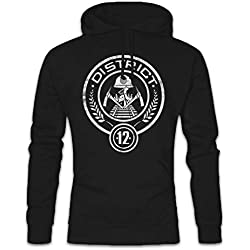 Sudadera District 12 Tribute