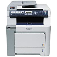 Brother MFC-9440CN Colour Laser All-in-One - multifunctionals (Laser, 1200 x 600 DPI, 1200 x 2400 DPI, A4, 19200 x 19200 DPI, Colour)
