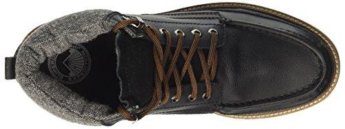 Superdry Herren Everest Mountain Chukka Boots Schwarz (Nero)