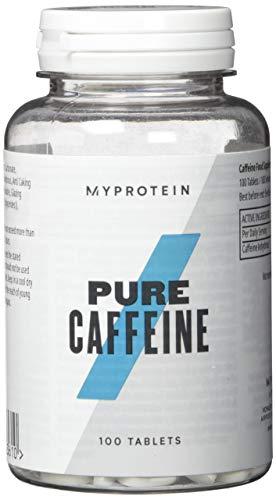 Myprotein Caffeine Pro 200 mg-  100 Tabletten, 1er Pack (1 x 20 g)