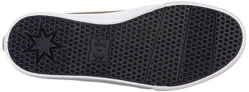 DC Shoes Trase Tx, Baskets mode homme Dark Olive