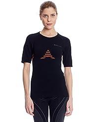 X-BIONIC Tee Shirt Manches Courtes Energizer - Femme