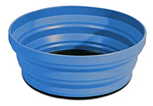 Sea to Summit X-Bowl - - bleu assiettes