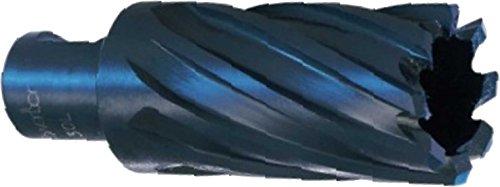 Kernbohrer POWERBOR(TM) HSS-E Co8 HT-Ox lang, Schnittlänge 50/55 mm,  Weldon-Spannflächen: Bohrdurchmesser Ø 42,0 x 50/55 mm W19