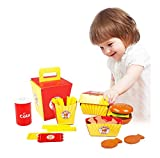 #5: How to Make A Burger ? Get these set to your junior and teach them How Burger made