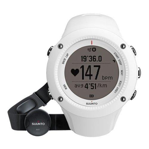Suunto Ambit2 R White (HR) Reloj con GPS Integrado