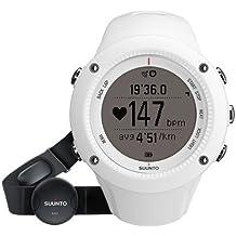 Suunto Ambit2 R White (HR) - Reloj con GPS integrado unisex, color blanco