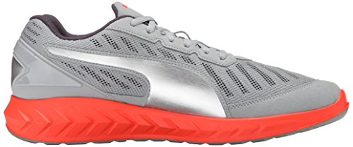 Puma Ignite ultima scarpa da corsa Quarry/Red Blast