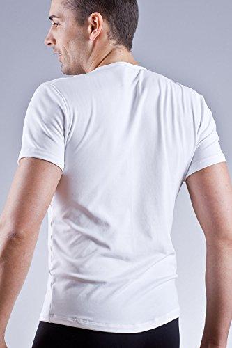 """Mey Sports """"Inside Comfort"""" Herren Shirts 1/2 Arm 49202 Weiß"""