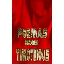 Poemas de Timothious  (Spanish Edition)