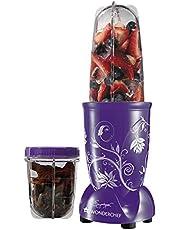 Wonderchef Nutri-Blend CKM with 3 Jars (Purple)