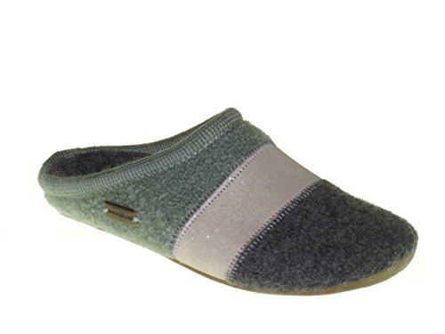 Haflinger481026-79 - Pantofole Donna (kiwie)