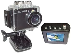 HD Pro 1 Action Cam - - noir Vidéo velo