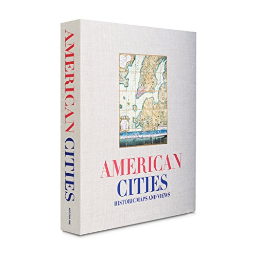 American Cities Ultimate: Historic Maps and Views (Vereinigte Staaten-map-kunst)
