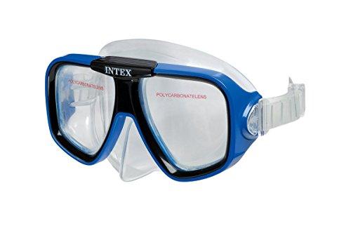 Intex Tauchermaske Reef Rider, Farblich Sortiert