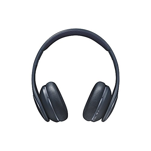 Samsung Level On Ear Wireless Bluetooth Kopfhörer, schwarz/blau