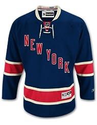 Reebok New York Rangers Premier NHL Trikot 3rd