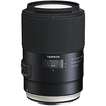 Tamron 90 mm F2.8 VC USD Lens for Canon DSLR Camera