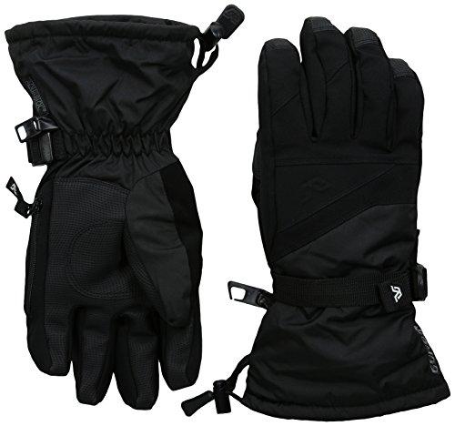 Gordini Damen Handschuhe Stomp III Glove, Black, M, 3G2174 Gordini-cap
