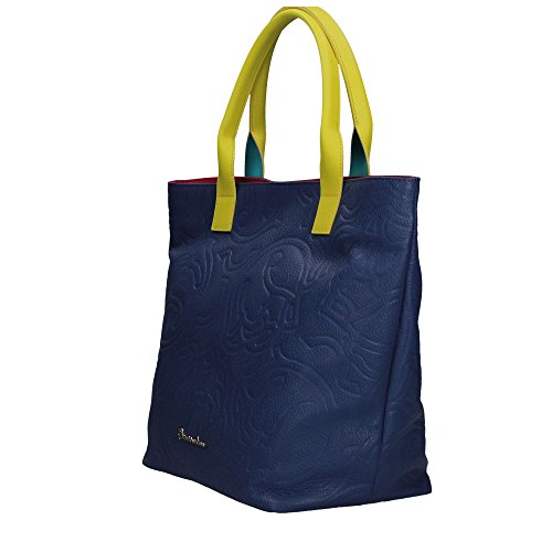 Braccialini B11442 Hobo tasche Damen Blau