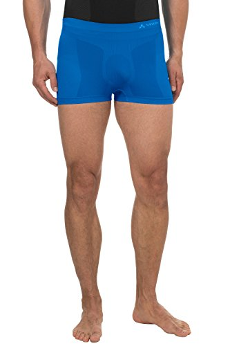 Vaude Herren Hose Seamless Light Shorts, hydro blue, 52, 04136